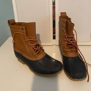 LL Bean boots / Duck boots